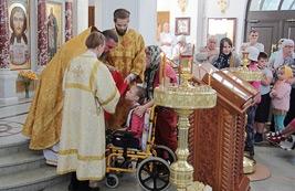 Дети из ЦССВ «Южное Бутово» посетили храм Святого праведного воина Феодора Ушакова в Южном Бутове