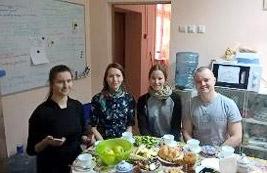 Представители Молодежного клуба Подворья посетили Центр содействия семейному воспитанию «Южное Бутово»