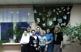 Учащиеся Воскресной школы Подворья посетили Центр содействия семейному воспитанию «Южное Бутово»